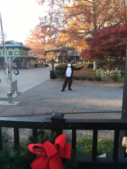 Pullen Park Christmas 2019.Pullen Park Christmas Express A Review By Raleigh Tot Spots